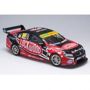 2014 HOLDEN VF #14 LOCKWOOD RACING FABIAN COULTHARD 1:43