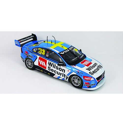 2016 VOLVO MCLAUGHLIN PHILLIP ISLAND SUPERSPRINT 1:43