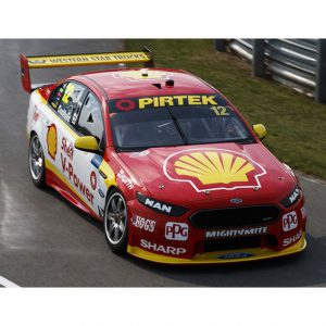 2017 SHELL VPOWER RACING TEAM COULTHARD DJRTP FIRST WIN 1:43