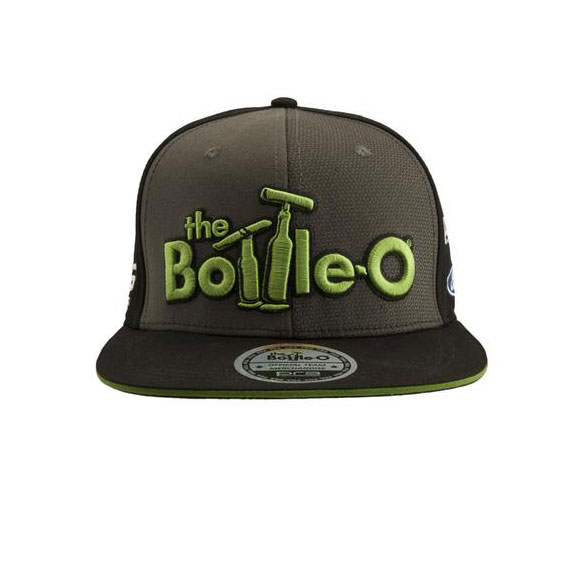 THE BOTTLE-O RACING TEAM FLAT PEAK CAP 2017