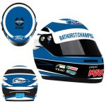 2013 FPR BATHURST WINNERS MINI HELMET LTD EDITION 1:2