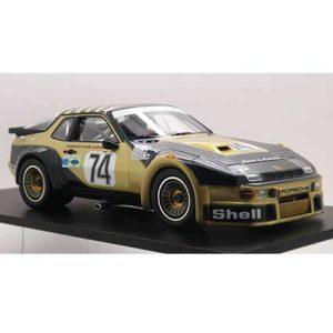 1:18 PORSCHE 924 CARRERA GT LEMANS 1981 P.BROCK/J.RICHARDS/C.BON