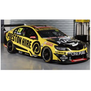 2017 SUPERCARS PRESTON HIRE RACING LEE HOLDSWORTH 1:18 SCALE