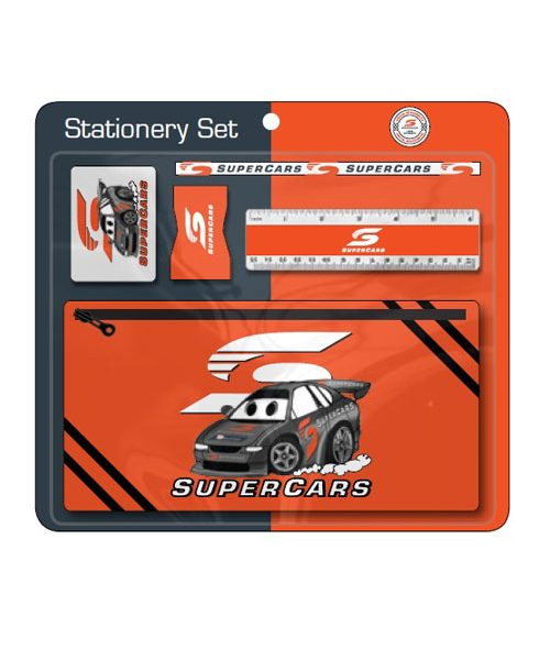 SCSR18A-041_SUPERCARS_SERIES_STATIONERY_SET