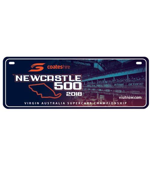 SCNC18MEM-021_NEWCASTLE_NUMBER_PLATE