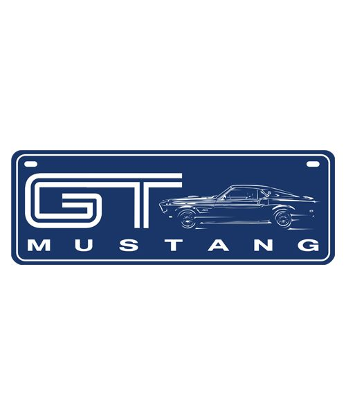 FM19A-427_Ford-Mustang-Number-Plate