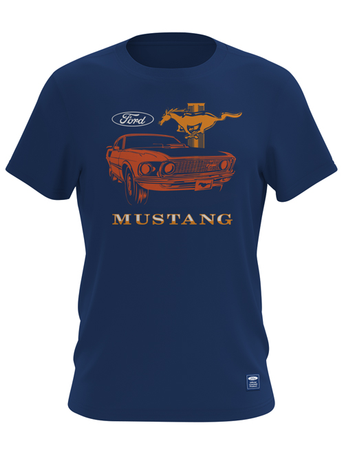 FM19M-400_FORD-MUSTANG-LIFESTYLE-T-SHIRT_BLUE_FRONT