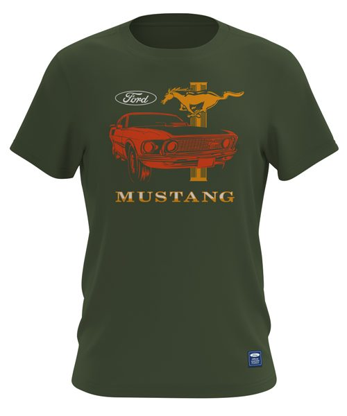 FM19M-401_FORD-MUSTANG-PERFORMANCE-TEE_KHAKI_FRONT