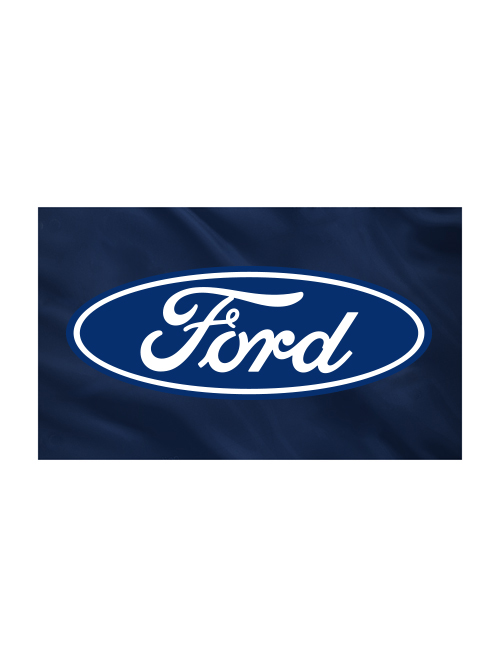 FG19A-054_Ford-Flag-with-Pole_BLUE