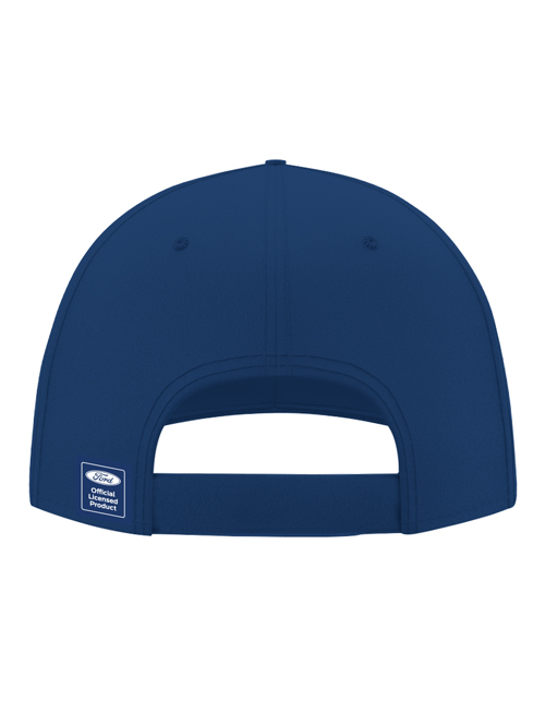 FG19H-040_Ford-Logo-Baseball-Cap_BLUE_BACK
