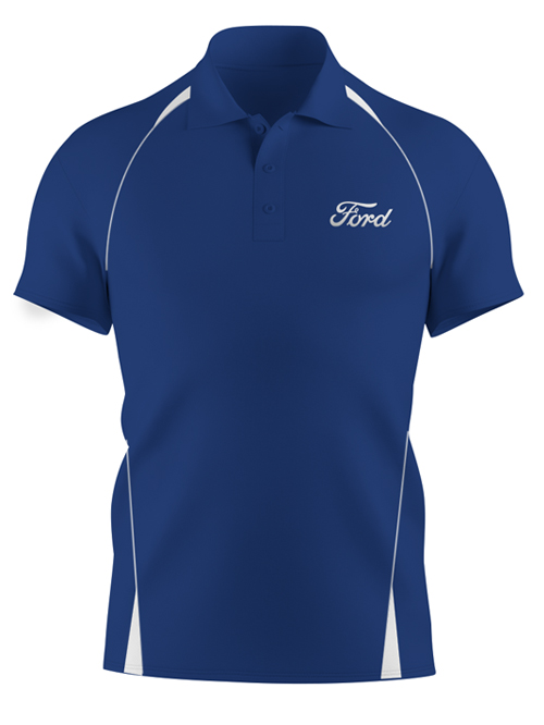 FG19M-001_Ford-Mens-Polyester-Polo_BLUE_FRONT