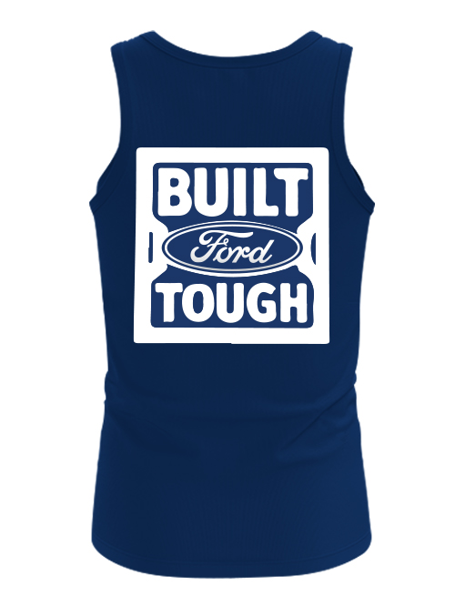FG19M-010_Ford-Cotton-Singlet_BLUE_BACK