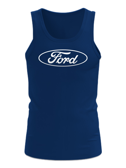 FG19M-010_Ford-Cotton-Singlet_BLUE_FRONT