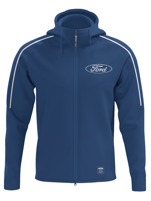 FG19M-012_Ford-Micro-Fleece-Hoodie_BLUE_FRONT