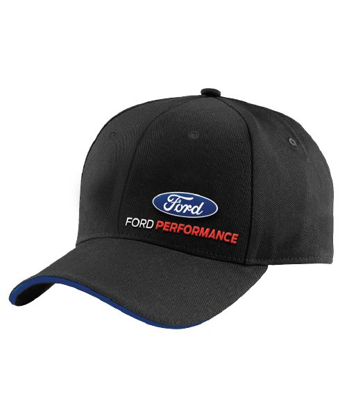 154545908 FORD PERFORMANCE BASEBALL CAP BLACK