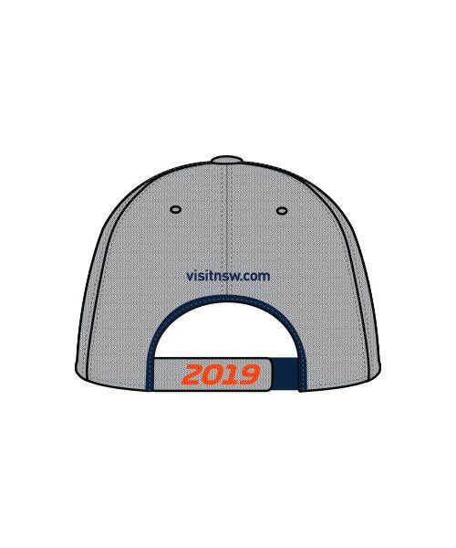SCNC19H-008_ADULTS EVENT CAP GREY BLUE BV