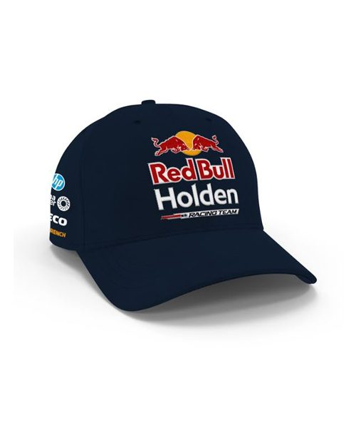 RBH20.CA4_RED_BULL_HRT_EMBROIDERED_TEAM_CAP_NAVY
