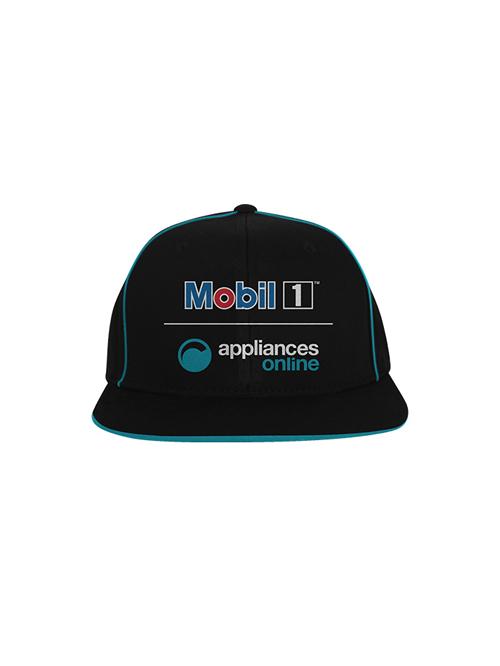 WAU21H-014-WALKINSHAW-ANDRETTI-UNITED-AOL-MOSTERT-FLAT-PEAK-CAP