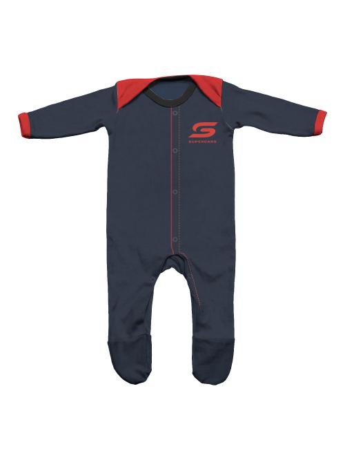SCSR21I-014-SUPERCARS-SERIES-INFANT-ROMPER